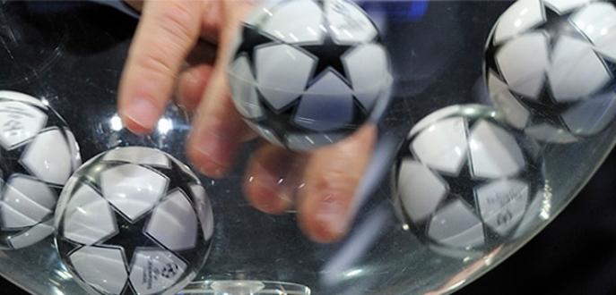 Şampiyonlar Ligi'nde 2. Tur eşleşmeleri belli oldu!