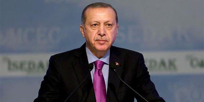Erdoğan: İsrail işgalci bir terör devletidir