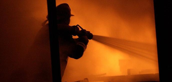 Çin'de yangın: 11 ölü