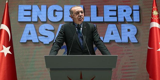 Erdoğan: 'Yatırım için yurtdışına kaynak götürene sözümüz yok'