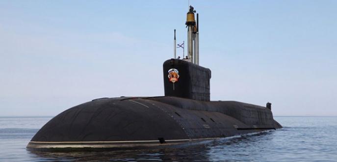 Rus ordusuna yeni nesil denizaltı
