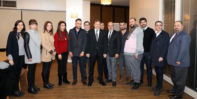 Hakan Çavuşoğlu: 'Bursa, Türkiye için stratejik merkez'