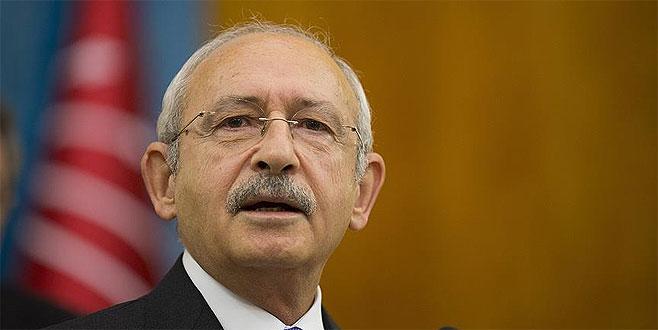 CHP'den Kılıçdaroğlu'nun mal varlığı için araştırma önergesi