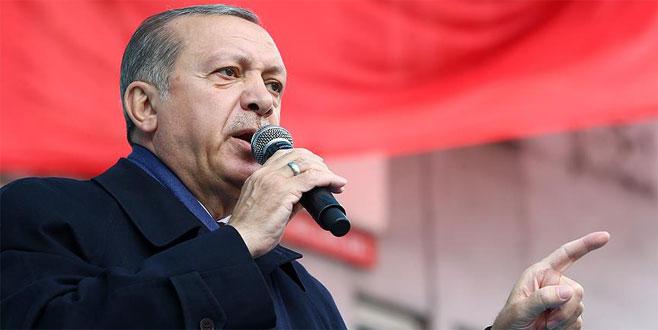 Erdoğan'dan Trump'a: 'Sen ne yapmak istiyorsun?'