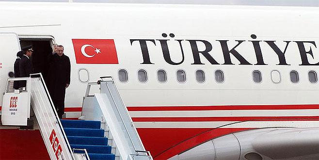 Cumhurbaşkanı Erdoğan, Yunanistan'a gitti