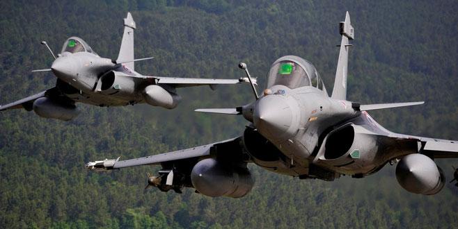 Katar'dan 12 adet savaş jeti alıyor