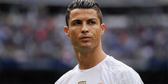 Ve Cristiano Ronaldo Juventus'ta!
