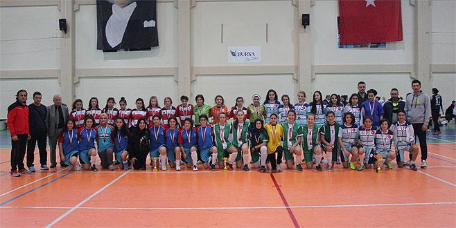 Futsalın güzelleri