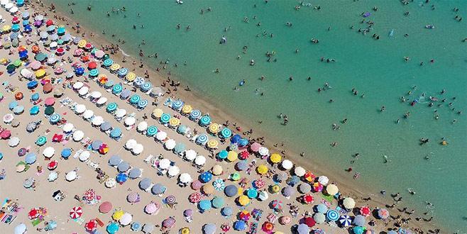 Turizm yükseliş için güç depoladı