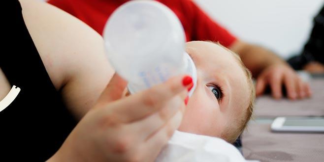 'Virüslü bebek sütü'nün dünya genelinde satışı durduruldu