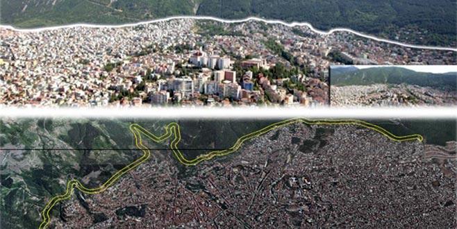 Kent içi trafiği kurtaracak proje