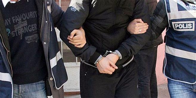 1,5 milyon TL ödülle aranan terörist yakalandı