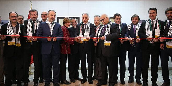 Bursa'da 'Filistin Kültür Günleri' etkinliği
