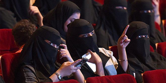 Suudilerde sinema sevinci