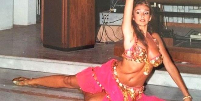 Bir zamanların 'bambi' lakaplı dansçısı şimdi kilo vermeye çalışıyor