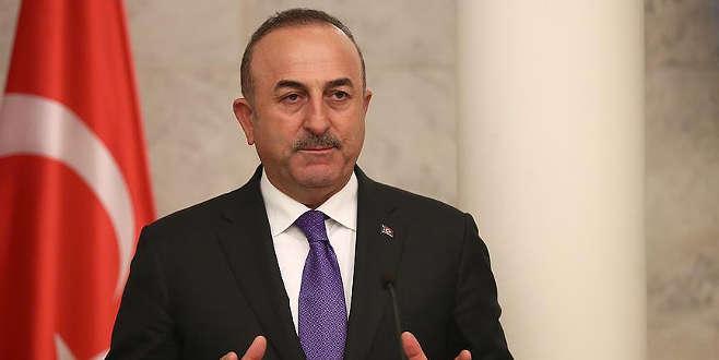 Dışişleri Bakanı Çavuşoğlu'dan Afrin açıklaması