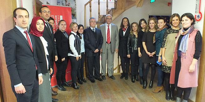 Yeşim'den Türkiye'ye örnek işbirliği