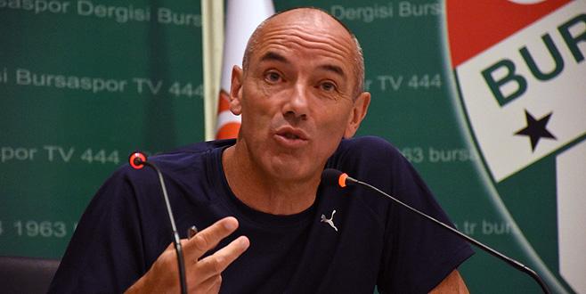 Le Guen, Adanaspor maçını  değerlendirdi