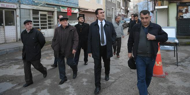 Ebu İshak Mahallesi'ne ziyaret