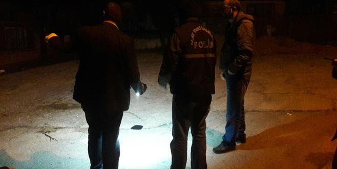 Bursa'da kanlı kavga! 1 kişi ağır yaralı!