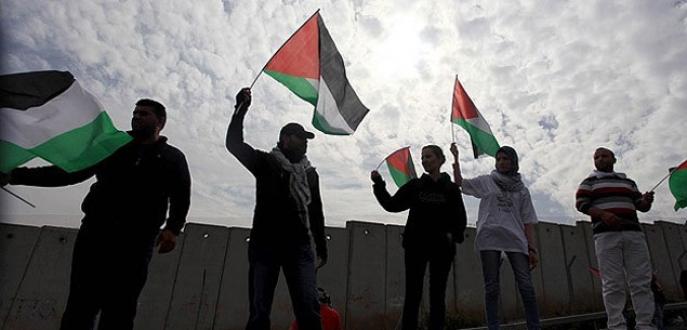 200 ülke büyükelçisi Filistin'i konuşacak