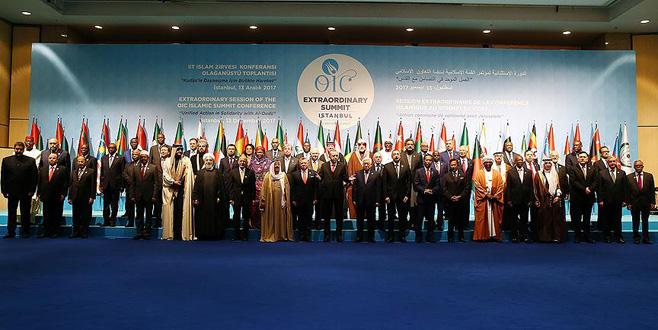 İslam ülkeleri dünyaya 'Doğu Kudüs' çağrısında bulunacak