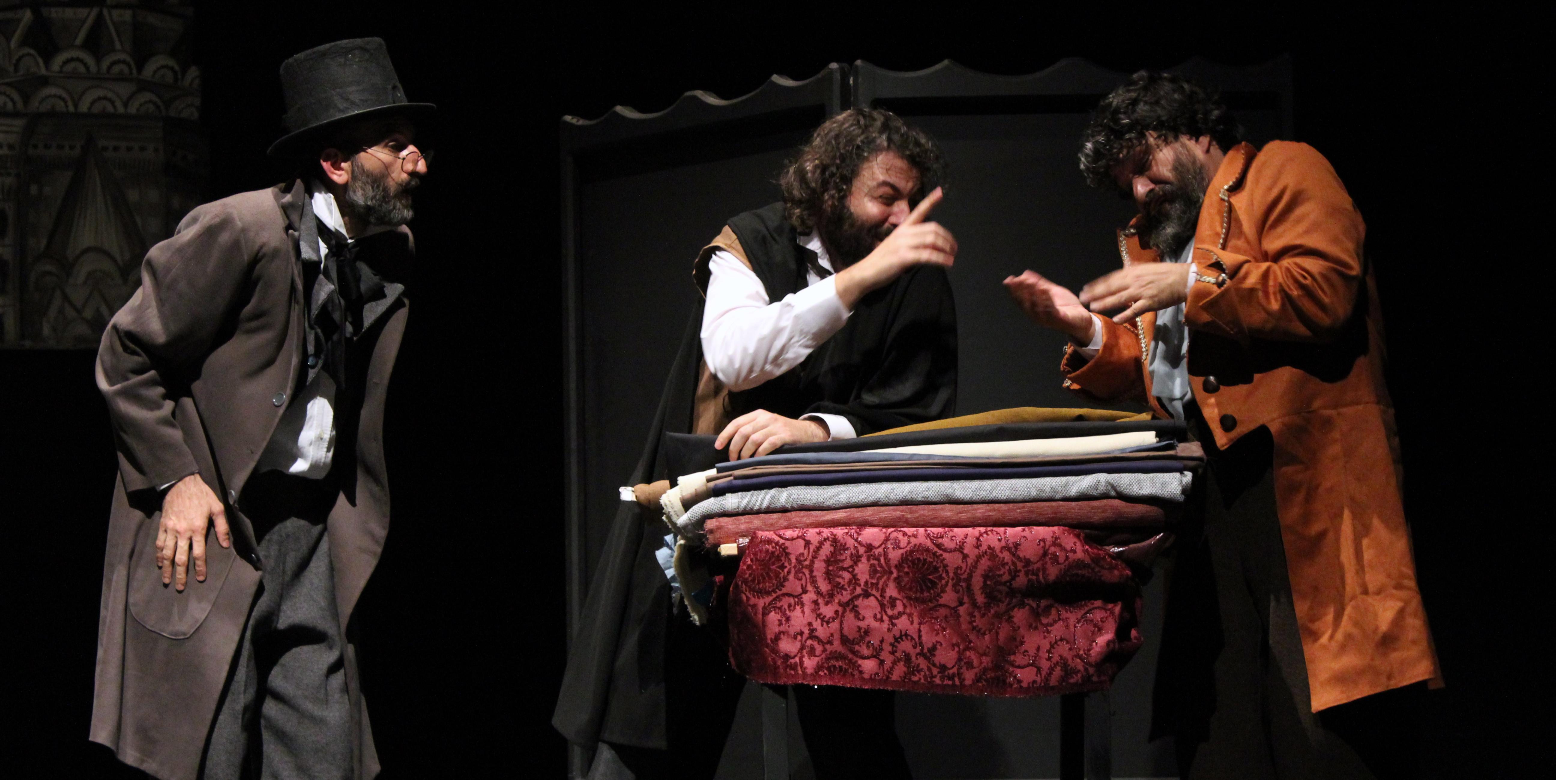 Bursalılara Gogol'ün Paltosu