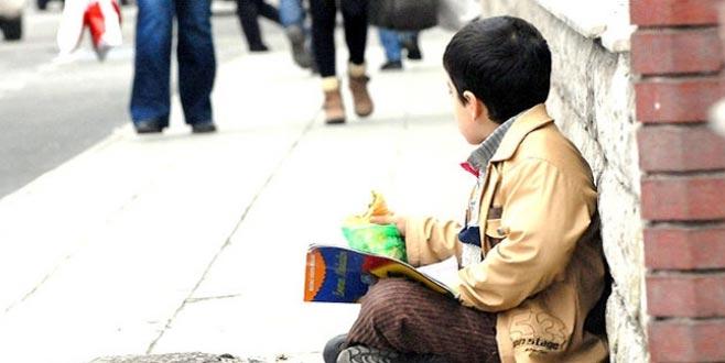 Bakanlık sokakta çalıştırılan 5 bin çocuğa ulaştı