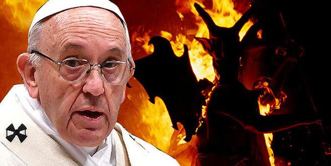 'Şeytan gerçek bir kişi'