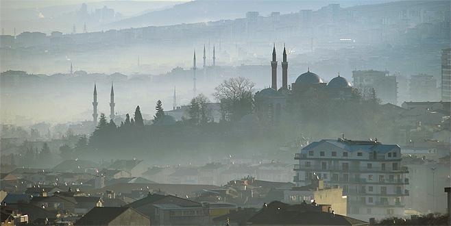 Bursa'daki hava kirliliğiyle ilgili flaş açıklama