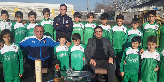 Spor Saati'nde Bursaspor Futbol Okulu