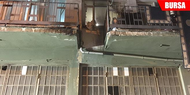 Suriyelilerin yaşadığı eve molotoflu saldırı