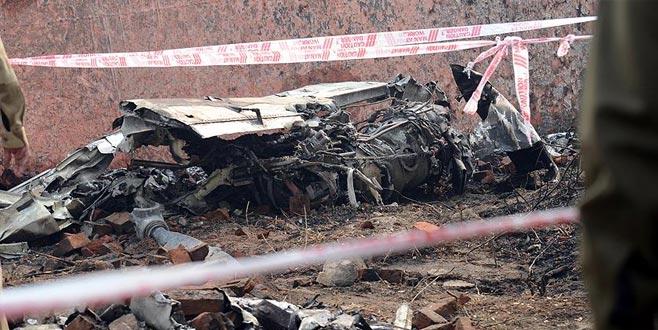 Meksika'da kaybolan uçağın enkazı bulundu