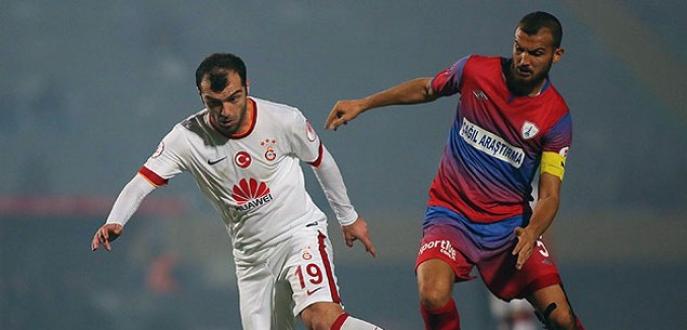 Galatasaray deplasmanda farklı galip