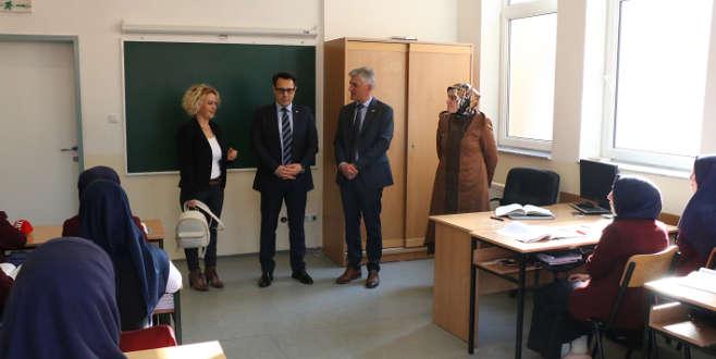 TİKA'dan Makedonya'ya eğitim yardımı
