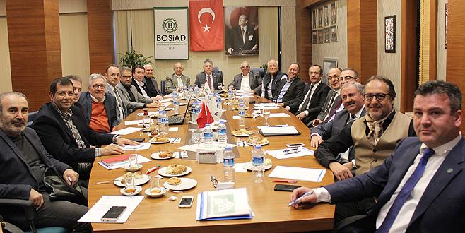 Bursa'da OSB'ler güçlerini birleştirecek