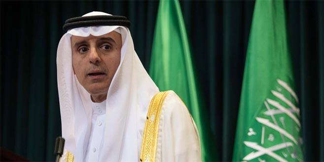 Suudi Arabistan'dan İsrail'e 'zeytin dalı'