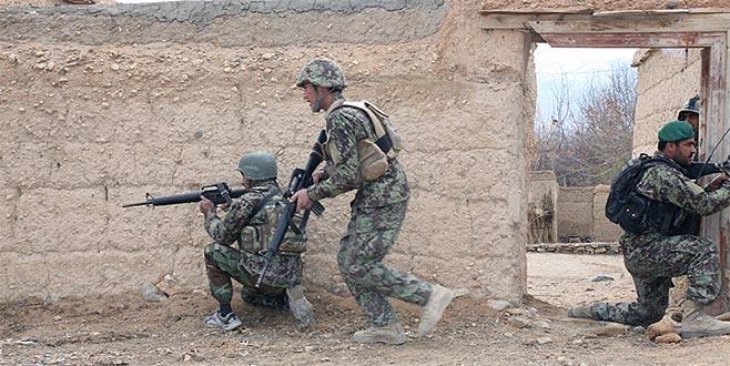 Afganistan'da DEAŞ'aoperasyon: 26 ölü