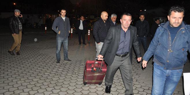 Bursa'da şüpheli bavul Kazakistanlı ailenin çıktı
