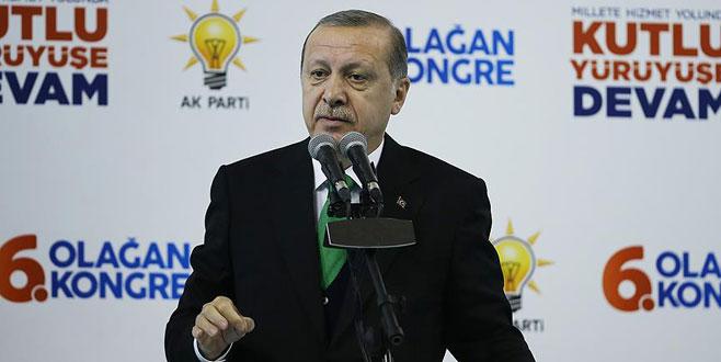 Cumhurbaşkanı Erdoğan: 'Doğu Kudüs'te büyükelçilik açacağız'