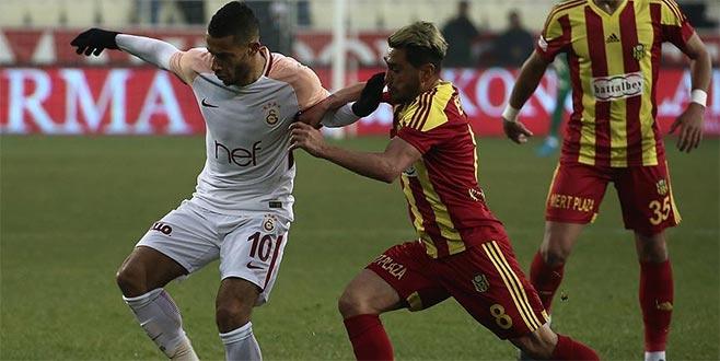 Malatyaspor Galatasaray'ı liderlikten etti