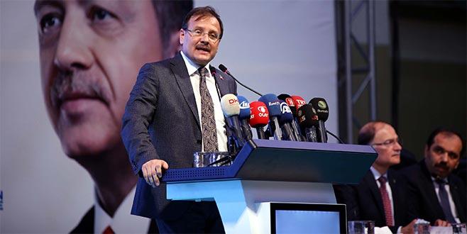 'Ümmetin gözü Türkiye'de'