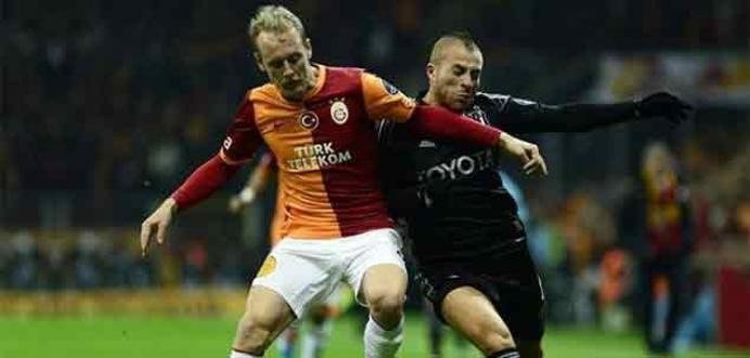 Beşiktaş-Galatasaray derbisi Olimpiyat Stadı'nda