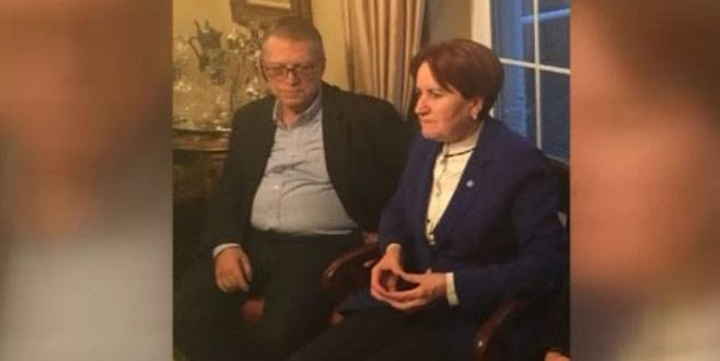 Meral Akşener'den Yılmaz ailesine taziye ziyareti