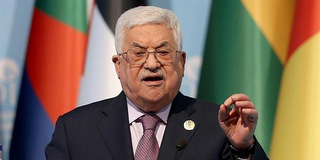 'Tüm dünya Doğu Kudüs'ü Filistin'in başkenti olarak kabul ediyor'