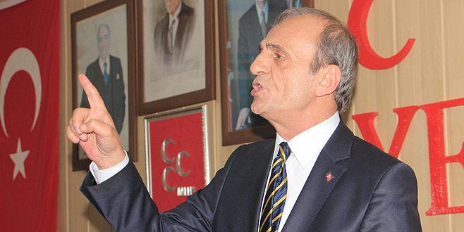 'MHP Türk milletine destek vermektedir'