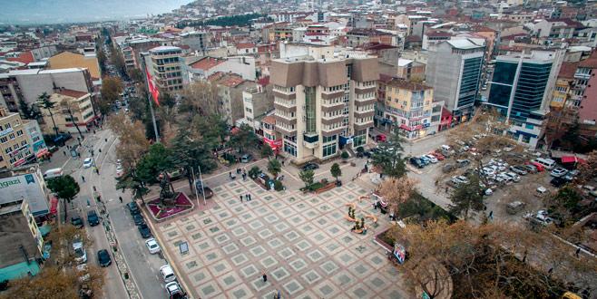 Bursa'nın kuzey kapısı Orhangazi