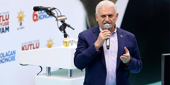 Başbakan Yıldırım: Bu bir rekordur, Türkiye'ye yakışan da budur