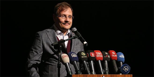 Çavuşoğlu, Gemlik'i ilgilendiren düzenlemeyle ilgili konuştu