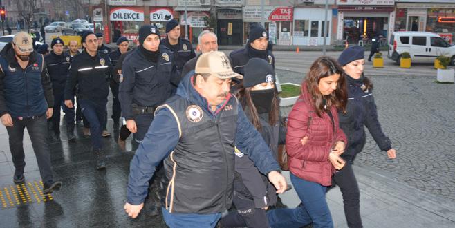 Bursa'da DHKP/C operasyonu!